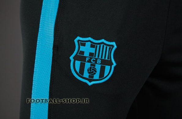 شلوار اورجینال مشکی 2017 بارسلونا-Nike