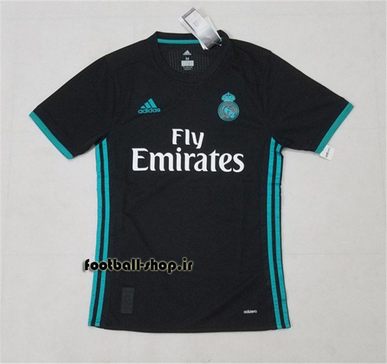 پیراهن دوم اورجینال 2017-2018 رئال مادرید-بی نام-Adidas