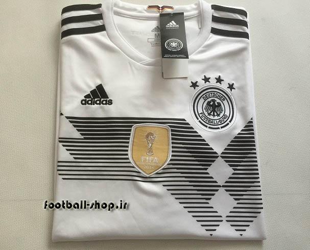 پیراهن اول اورجینال آستین کوتاه 2018 آلمان-بی نام-Adidas