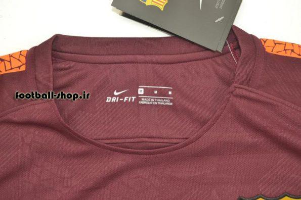 پیراهن سوم اورجینال آستین کوتاه 2017-2018 بارسلونا-بی نام-Nike