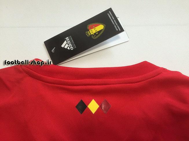 پیراهن اول اورجینال آستین کوتاه 2018 بلژیک-بی نام-Adidas