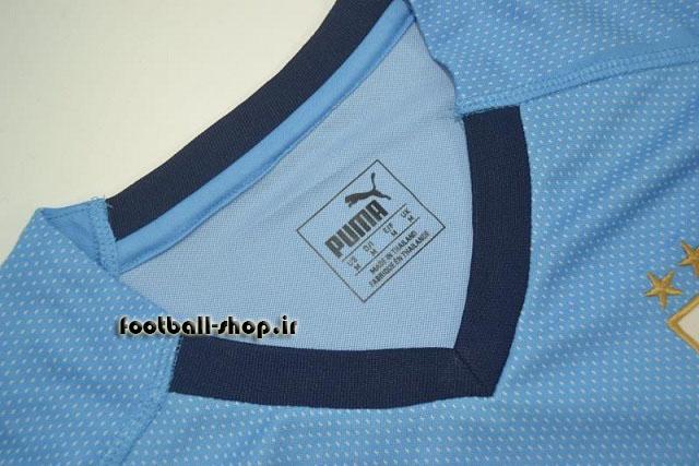 پیراهن اول اورجینال آستین کوتاه جام جهانی 2018 اروگوئه-بی نام-Puma