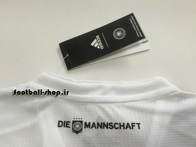 پیراهن اول اورجینال آستین کوتاه 2018 آلمان-بی نام-Adidas-Player