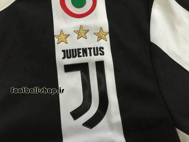 پیراهن اول اورجینال 2017-2018 یوونتوس-بی نام-Adidas-Player