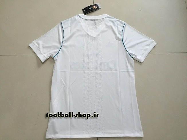 پیراهن اول اورجینال 2017-2018 رئال مادرید-بی نام-Adidas-Player