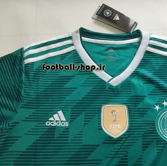 پیراهن دوم اورجینال آستین کوتاه 2018 آلمان-بی نام-Adidas