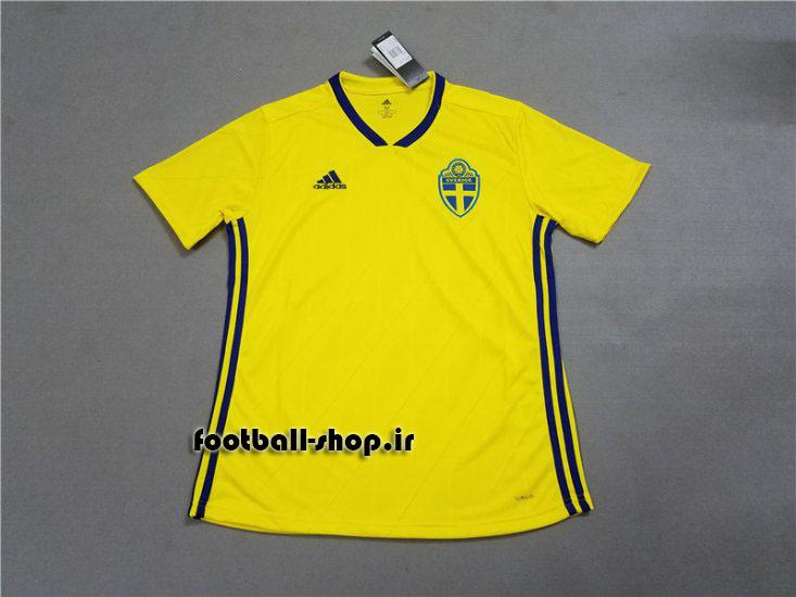 پیراهن اول اورجینال آستین کوتاه 2018 سوئد-بی نام-Adidas