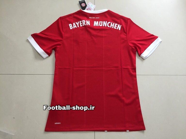 پیراهن اول ورژن پلیر 2017-2018 اریجینال حرفه ای بایرنPlayer-Adidas
