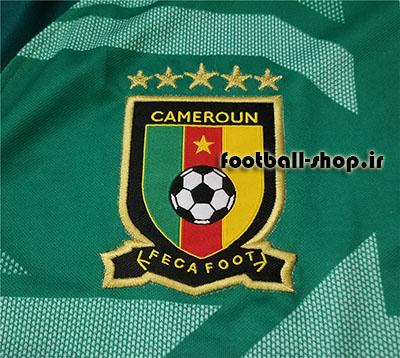 پیراهن اول اورجینال آستین کوتاه جام جهانی 2018 کامرون-Puma