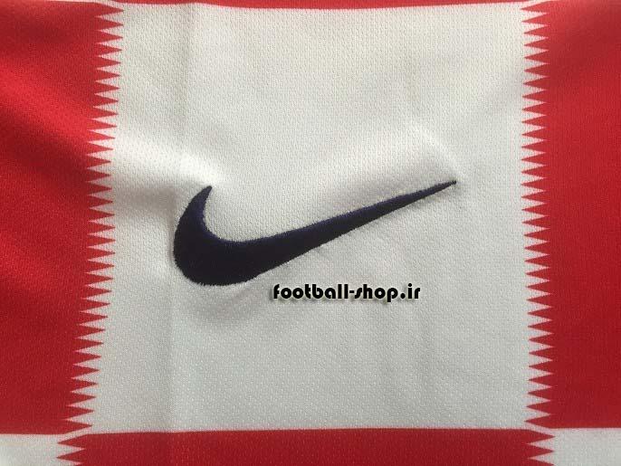 پیراهن اول اورجینال آستین کوتاه جام جهانی 2018 کرواسی-Nike