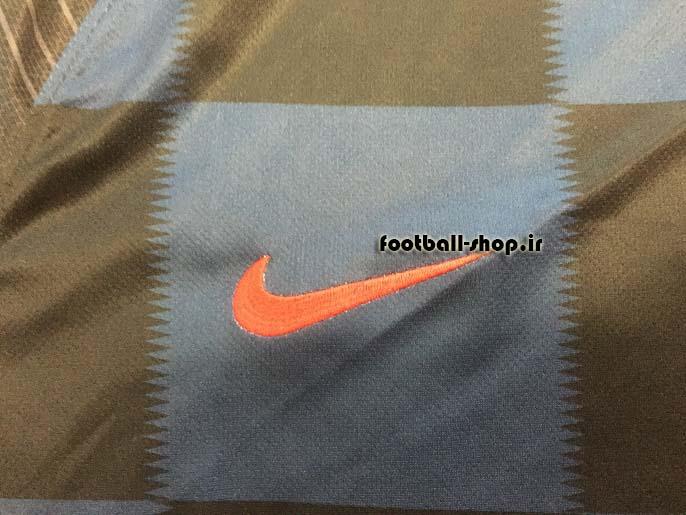 پیراهن دوم اورجینال آستین کوتاه جام جهانی 2018 کرواسی-Nike