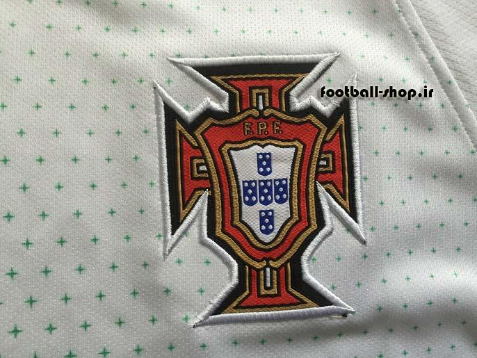 پیراهن دوم اورجینال آستین کوتاه جام جهانی 2018 پرتغال-بی نام-Nike