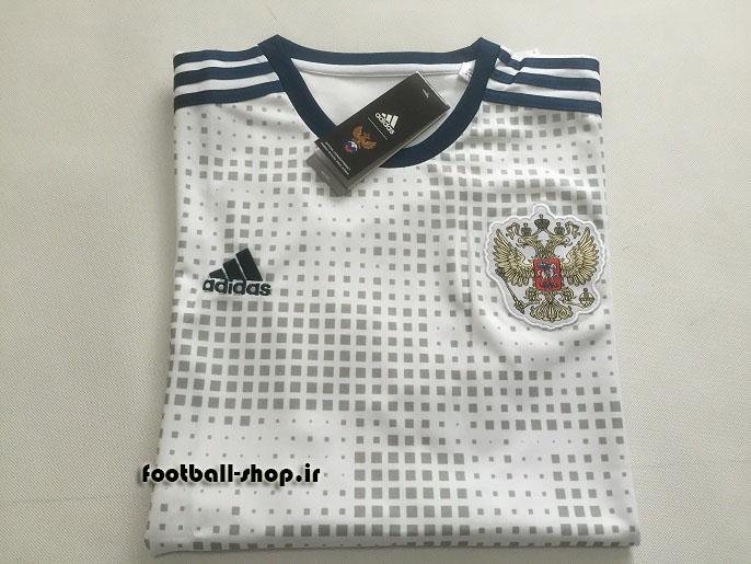 پیراهن دوم اورجینال آستین کوتاه جام جهانی 2018 روسیه-Adidas