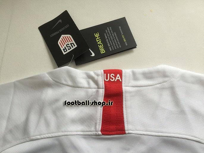 پیراهن اول اورجینال آستین کوتاه جام جهانی 2018 آمریکا-Nike