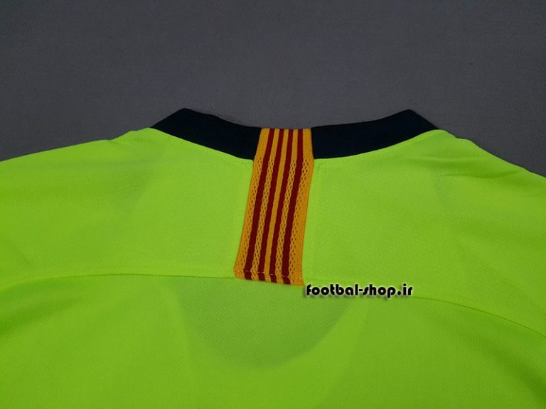 پیراهن دوم اورجینال 2018-2019 بارسلونا-سفارشی-Nike
