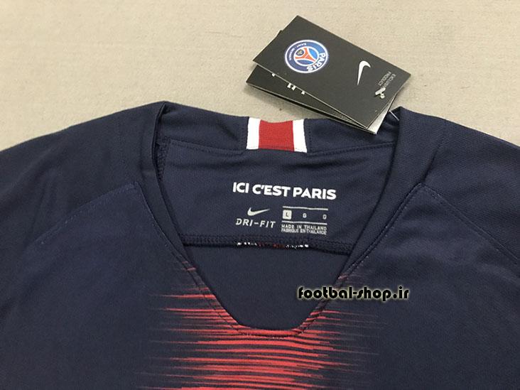 ست پیراهن و شورت اول اورجینال 2018-2019 پاری سن ژرمن-بی نام-NIKE