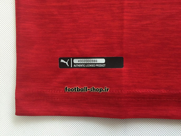 پیراهن اول اورجینال 2018-2019 آرسنال-سفارشی-Puma