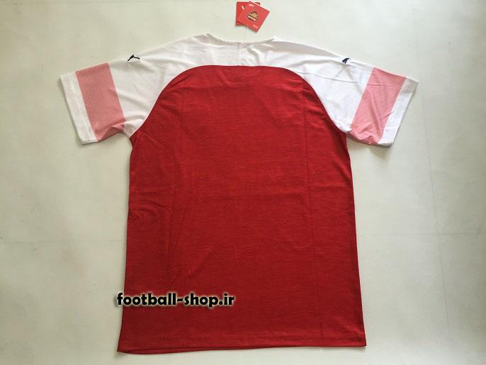 پیراهن اول اورجینال 2018-2019 آرسنال-بی نام-Puma