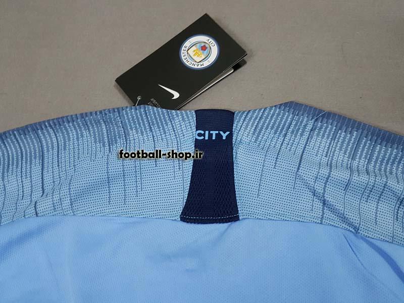 پیراهن اول اورجینال 2018-2019 منچسترسیتی-سفارشی-Nike