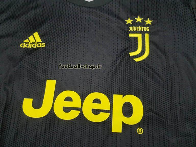 پیراهن دوم اورجینال 2018-2019 یوونتوس-بی نام-Adidas