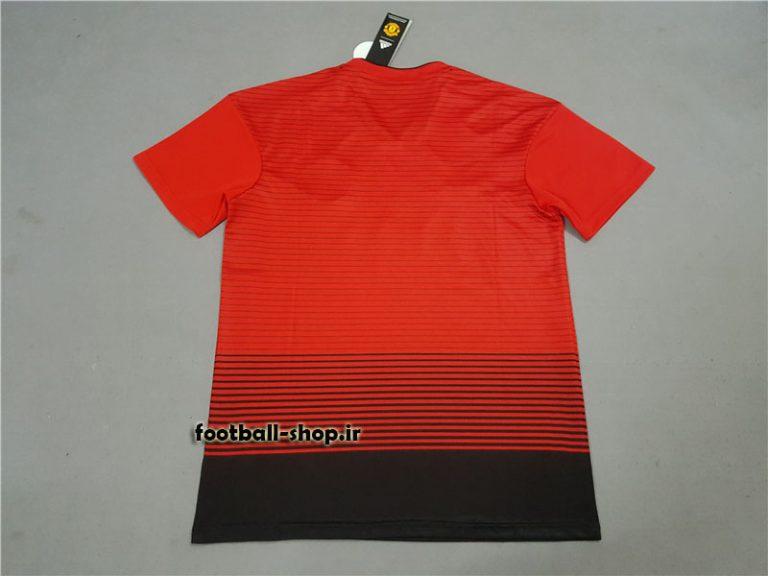 پیراهن اول اورجینال 2018-2019 منچستریونایتد-بی نام-Adidas