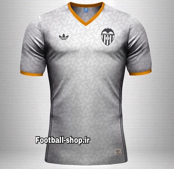 پیراهن اورجینال کلاسیک والنسیا-بی نام-Adidas