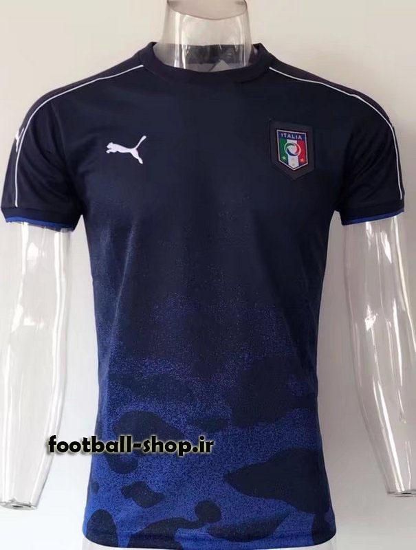 پیراهن هواداری چریکی ایتالیا 2018-بی نام-Puma