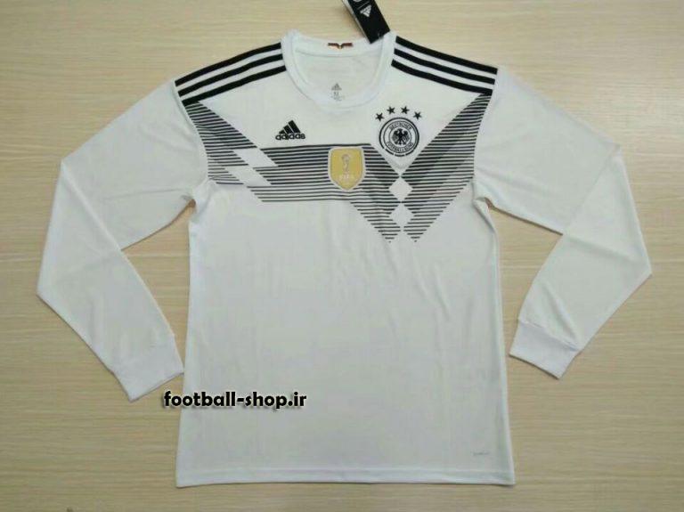 پیراهن اول آستین بلند اریجینال آلمان2019-بی نام-Adidas