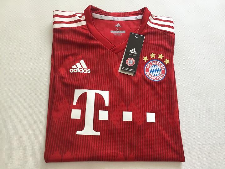پیراهن اول اورجینال 2018/19 بایرن-Adidas-ورژن بازیکن(Player)