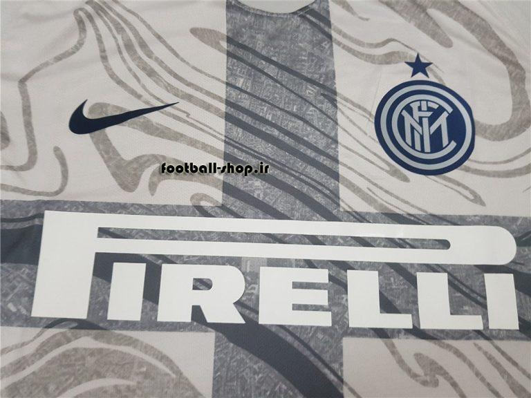 پیراهن سوم آستین کوتاه اریجینال اینتر 2018/19-بی نام-Nike