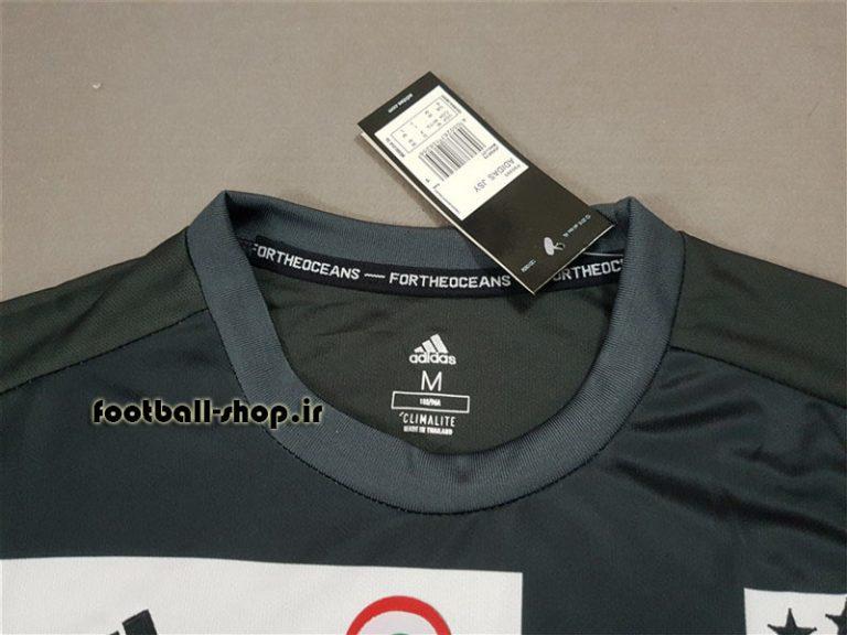 پیراهن هواداری مشکی آستین کوتاه اریجینال یوونتوس2019-بی نام-Adidas