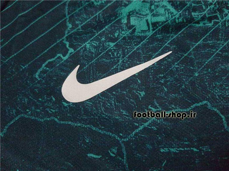 پیراهن دوم آستین کوتاه اریجینال تاتنهام 2018/19-بی نام-Nike