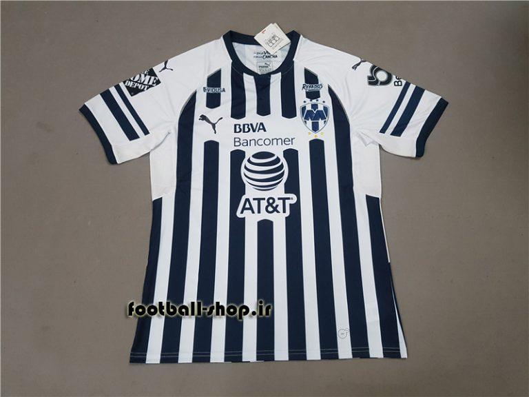 پیراهن اول آستین کوتاه اریجینال مونتری مکزیک 2018/19-بی نام-Puma