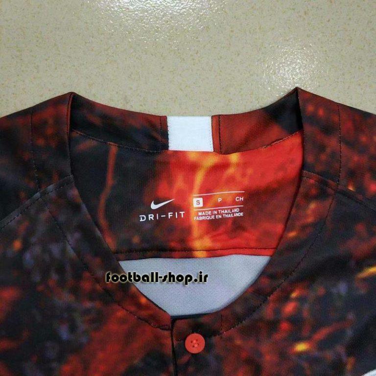 پیراهن دیجیتال آستین کوتاه اریجینال پاری سن ژرمن2019-بی نام-Nike