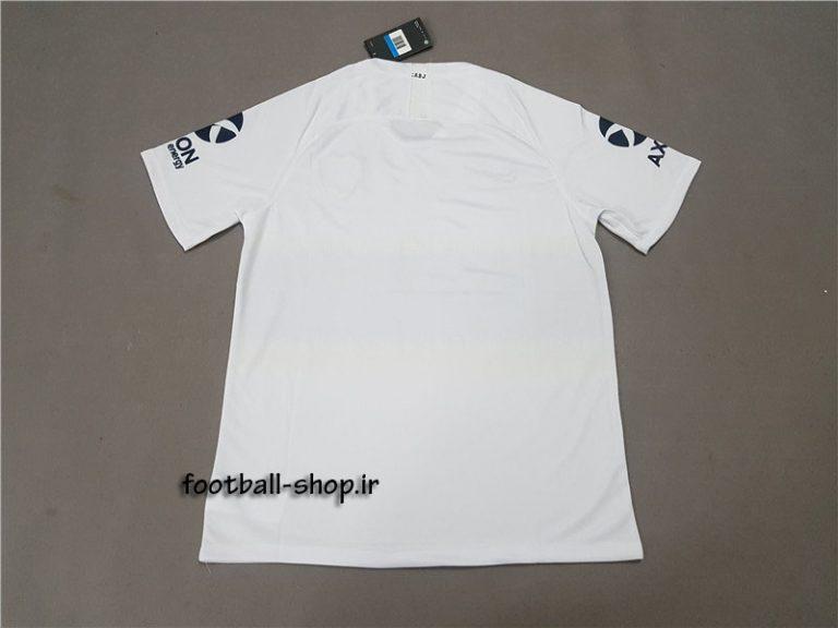 لباس دوم سفید +A اورجینال آستین کوتاه بوکاجونیورز-Nike