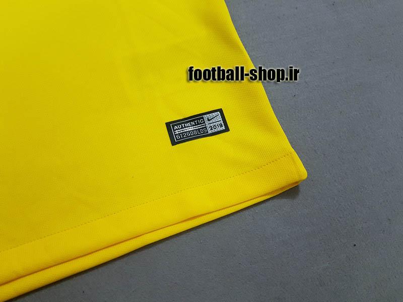 پیراهن دوم آستین کوتاه اریجینال چلسی2018/19-بی نام-Nike