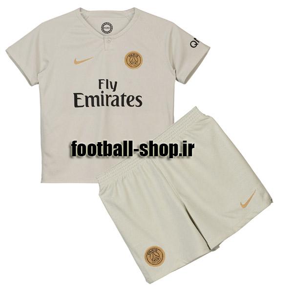 پیراهن شورت دوم اریجینال پاری سن ژرمن(بچه گانه)2018/19-Nike