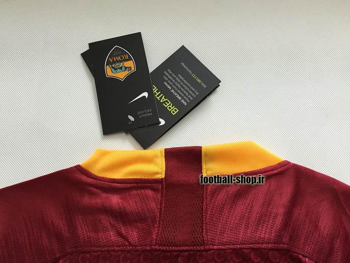 پیراهن اول آستین کوتاه اورجینال 2018-2019 آس رم-بی نام-Nike
