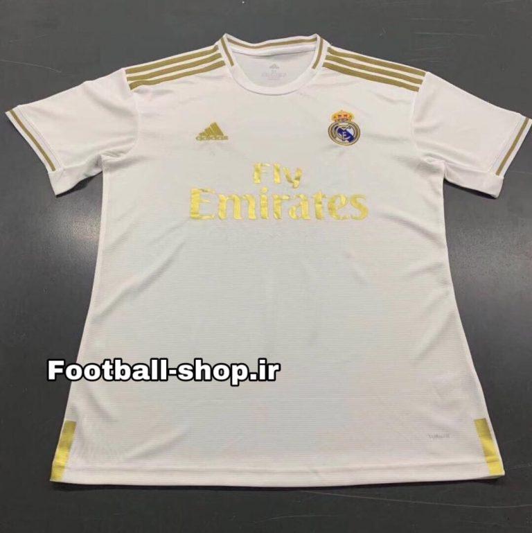 پیراهن اول اورجینال 2019-2020 رئال مادرید-بی نام-Adidas