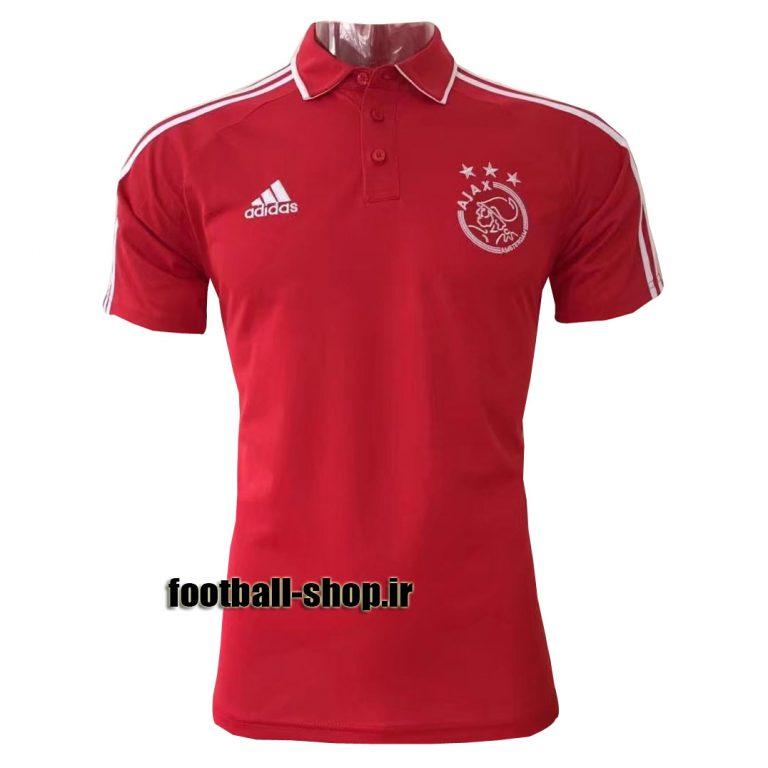 پولوشرت اورجینال قرمز آژاکس-Adidas