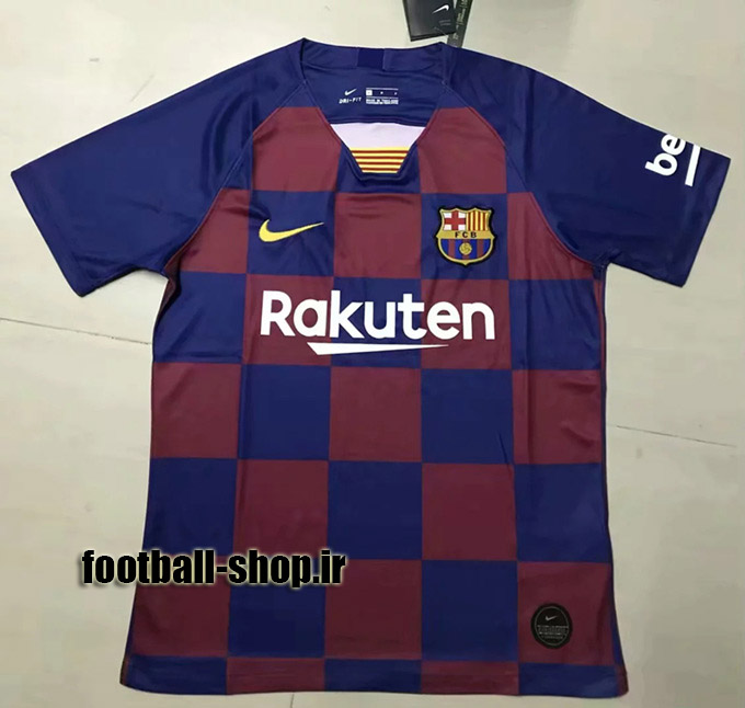 پیراهن اول اورجینال 2019-2020 بارسلونا-بی نام-Nike