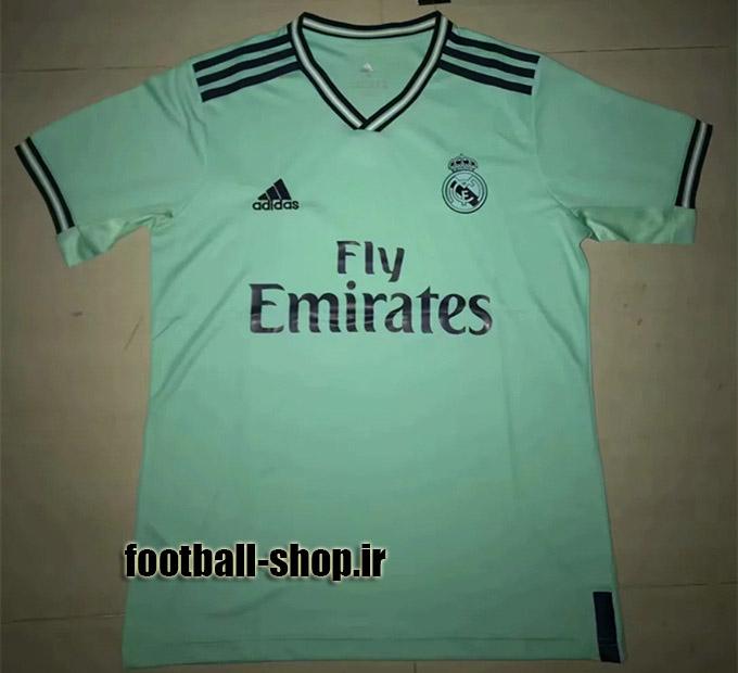 پیراهن سوم اورجینال 2019-2020 رئال مادرید-بی نام-Adidas