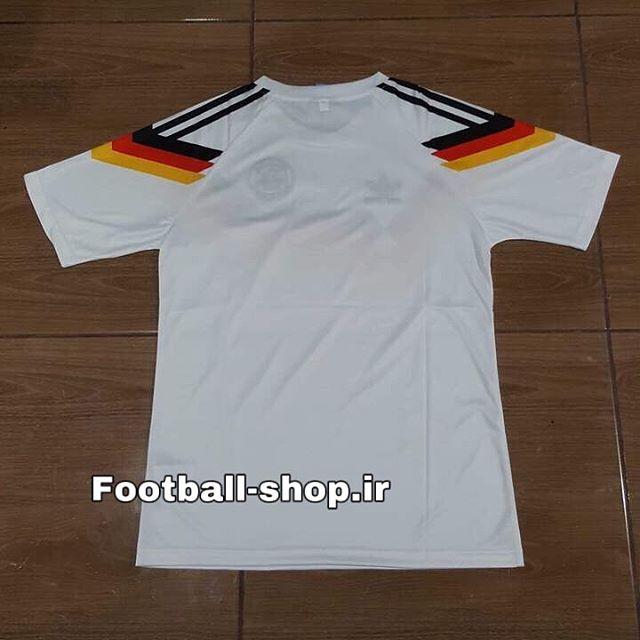 لباس اورجینال آستین کوتاه کلاسیک 1990 آلمان-Adidas
