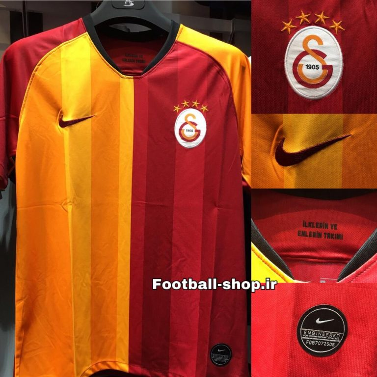 پیراهن اول اورجینال 2019-2020 گالاتاسرای-بی نام-Nike