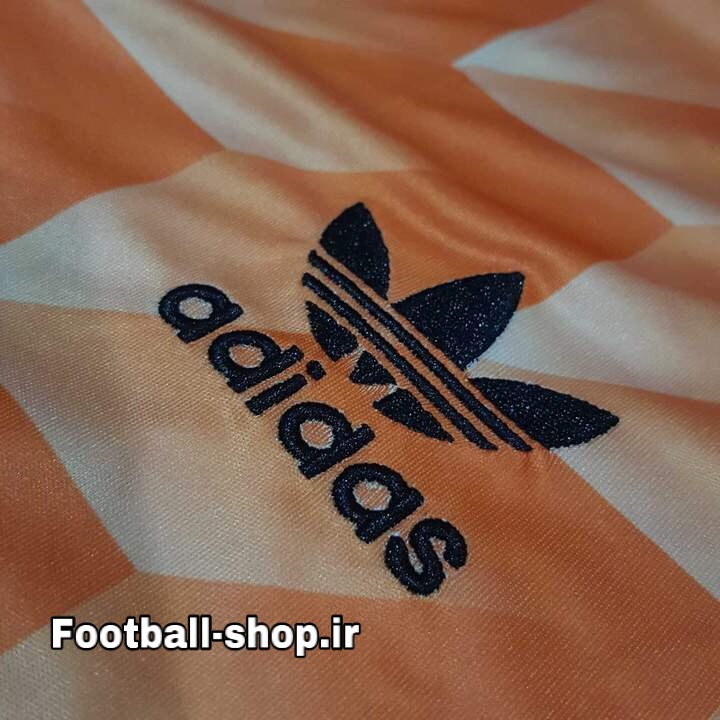 لباس اول اورجینال آستین کوتاه کلاسیک 1988 هلند-Adidas