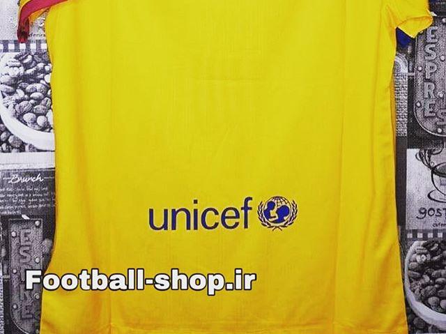 پیراهن دوم اورجینال 2019-2020 بارسلونا-بی نام-Nike