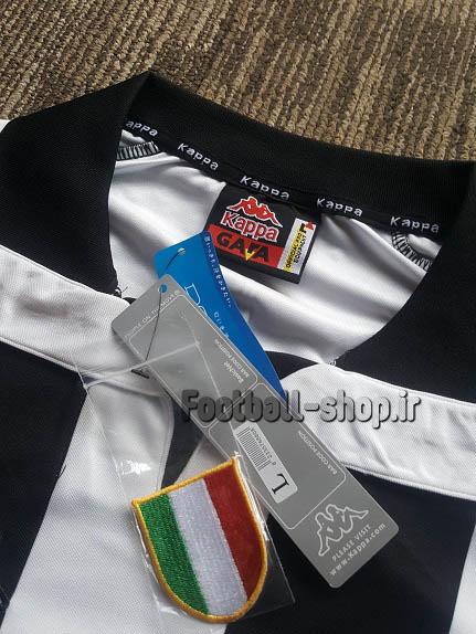 لباس اول اورجینال کلاسیک 1997/98 یوونتوس-KAPPA