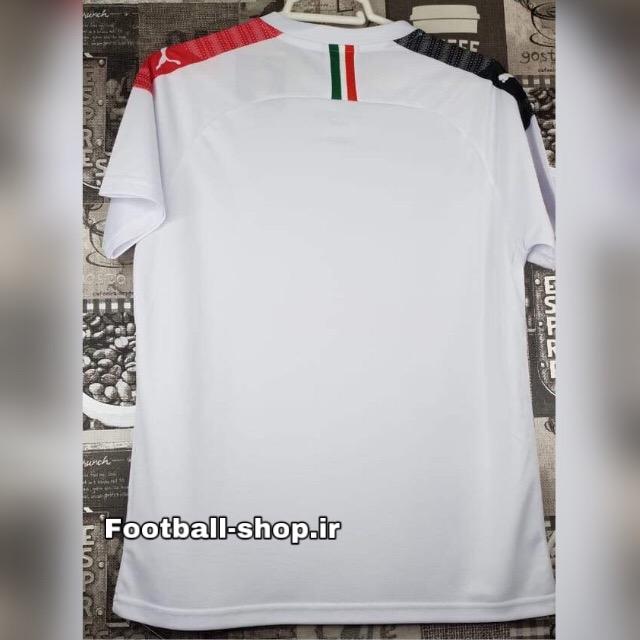 پیراهن دوم اورجینال درجه یک 2019-2020 میلان-بی نام-Adidas