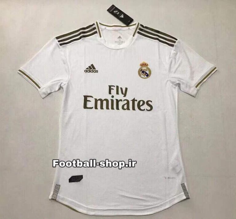 پیراهن اول ورژن پلیر اورجینال 2019-2020 رئال مادرید-Adidas-player