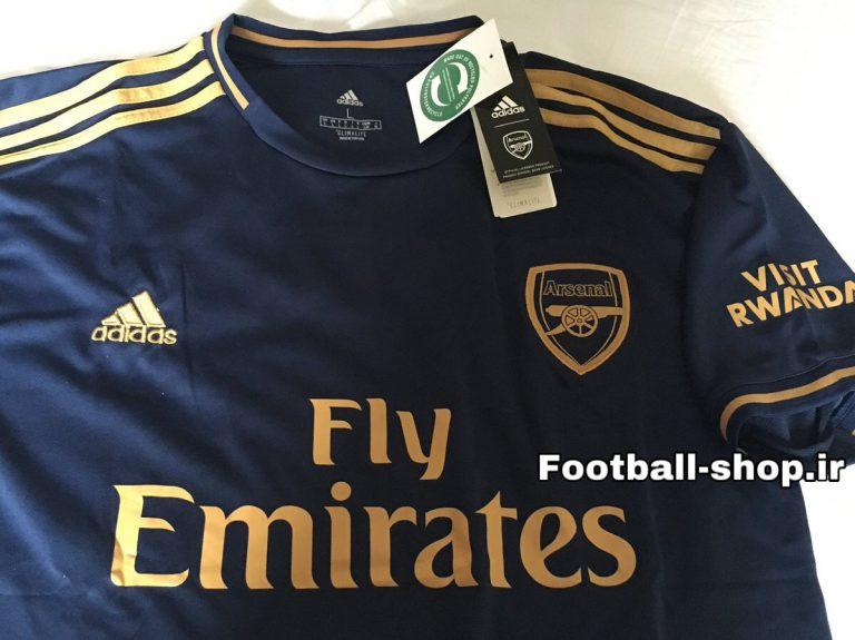 پیراهن سوم اورجینال درجه یک 2019-2020 آرسنال-بی نام-Adidas